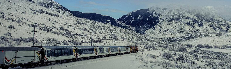 New Zealand Rail Bus Ferry Travel New Zealand Train Rail