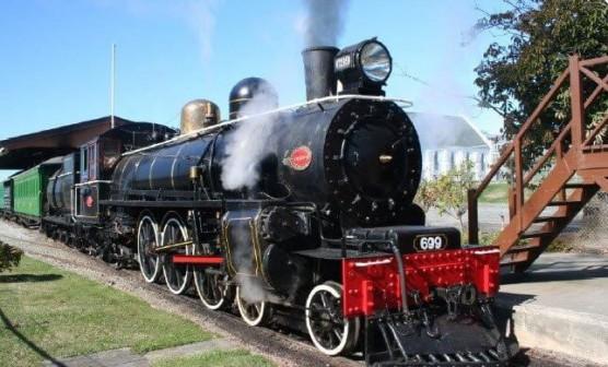 New Zealand Railway Adventure