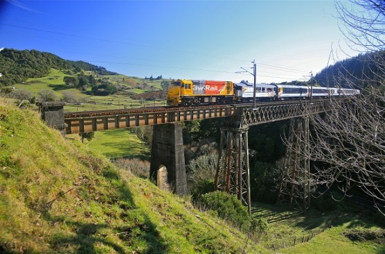 Northern Explorer - Auckland to Wellington