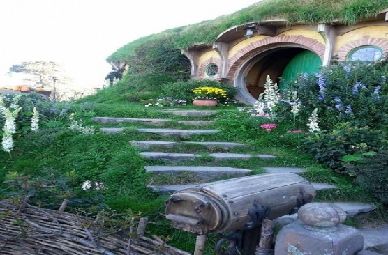Hobbiton Movie Set Tour
