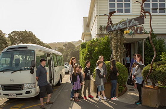 Weta Workshop There and Back Again 12.00pm Tour