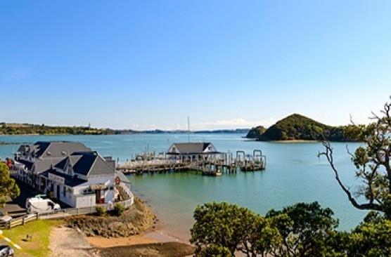 Auckland to Paihia + Waitangi Tour + Hole in the Rock Cruise